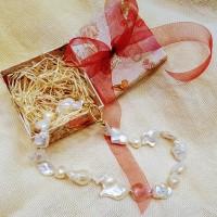 Collar de perlas salvajes